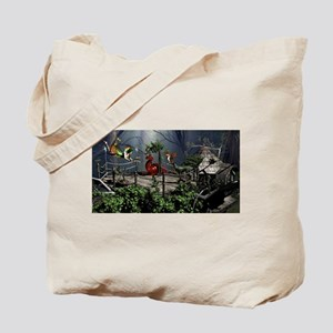 Fairytale Story Tote Bag