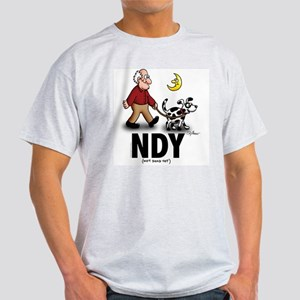 2-NDY dog walker T-Shirt