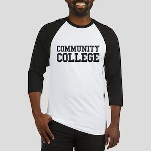 Community College Animal Baseball Jersey