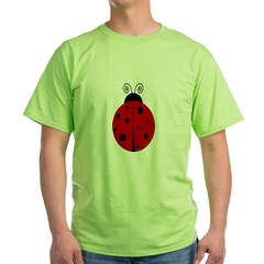 Ladybug - Personalized with T-Shirt