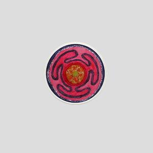 Hekate Wheel Mini Button