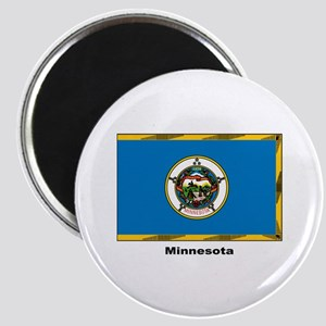 Minnesota State Flag Magnet