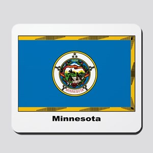 Minnesota State Flag Mousepad