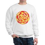 Flametip Flower Sweatshirt