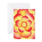 Flametip Flower Greeting Cards (Pk of 10)