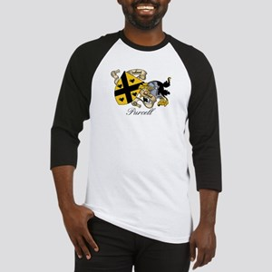 Purcell Coat of Arms / Crest Baseball Jersey