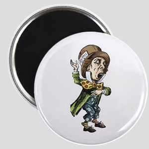 The Mad Hatter Magnet