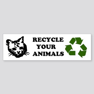 Recycle Your Animals