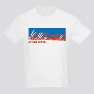 Wheat Wave Kids Light T-Shirt