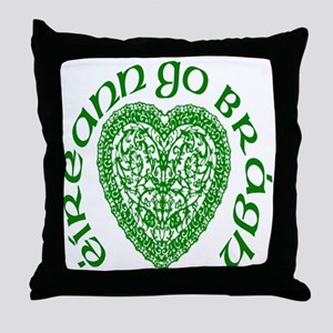 Ireland Forever! Throw Pillow