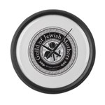 Guild of Jewish Mothers Large Wall Clock