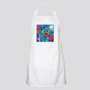 New Orleans French Quarter Apron