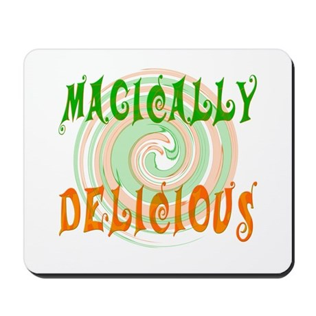 Magically Delicious Swirl Mousepad