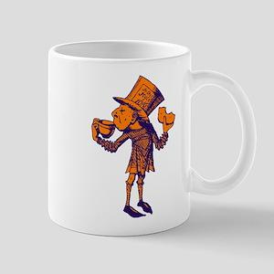 Haigha Purple Orange Mug