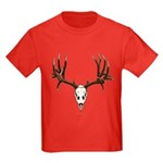 Deer skull Kids Dark T-Shirt