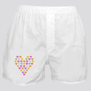 Curmugeon Candy Hearts<br> Boxer Shorts