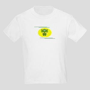 Green Elephant Kids Light T-Shirt