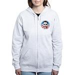 Seal of the USSA Women's Zip Hoodie