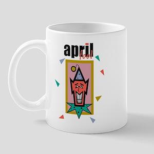 April Fool Mug