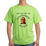 Dystopia Green T-Shirt