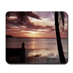 Tranquility Sunset Mousepad
