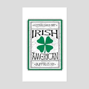 Irish Sticker (Rectangle)