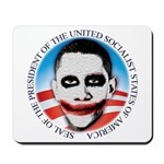 President of the USSA Mousepad