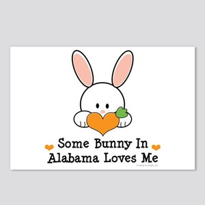 Some Bunny In Alabama Loves Me Postcards (Package
