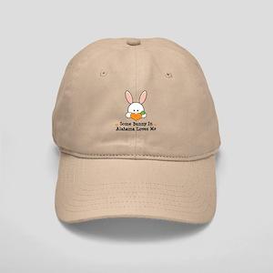 Some Bunny In Alabama Loves Me Cap