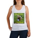 Bear With Me Women's Tank Top