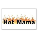 Hot Mama Sticker (Rectangle 50 pk)