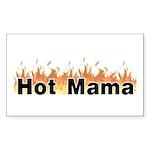 Hot Mama Sticker (Rectangle 10 pk)