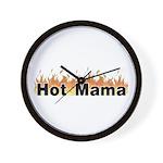 Hot Mama Wall Clock