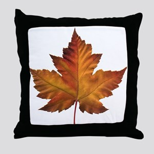 Canada Souvenir Maple Leaf Gifts Art Throw Pillow
