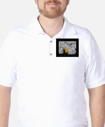 Stand Out In A Crowd Golf Shirt