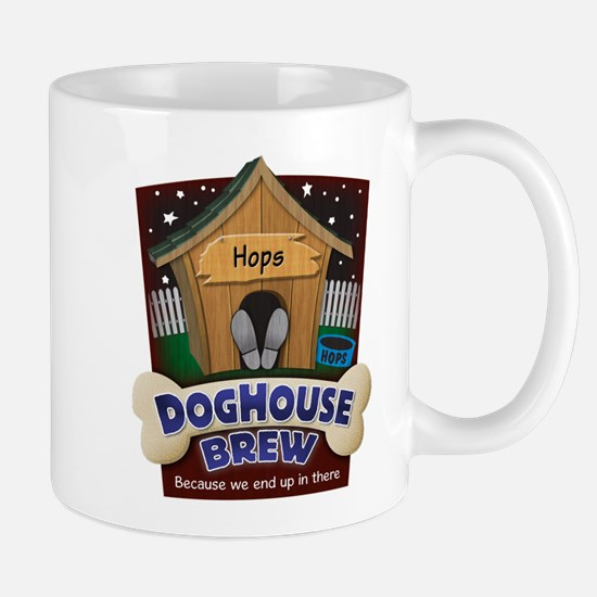 Doghouse Brew Mug