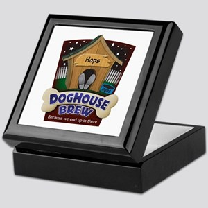 Doghouse Brew Keepsake Box