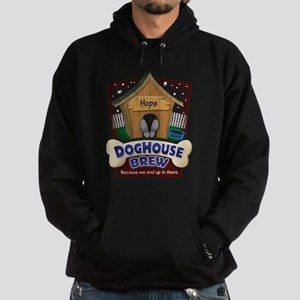 Doghouse Brew Hoodie (dark)