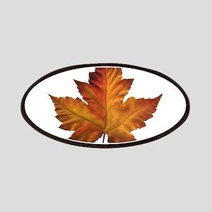 Canada Souvenir Maple Leaf Gifts Art Patch