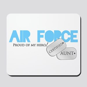 Certified Aunt Mousepad