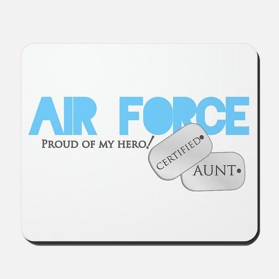 Certified Aunt Mousepad