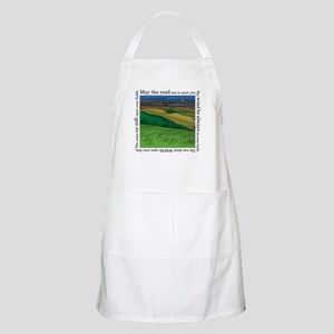 May the Road Rise Up... Apron