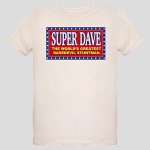 Super Dave Organic Kids T-Shirt