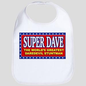 Super Dave Bib
