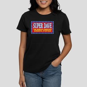 Super Dave Women's Dark T-Shirt