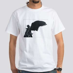 St. Michael White T-Shirt