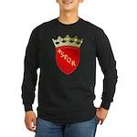 rome-coat-of-arms-t-shirt Long Sleeve T-Shirt