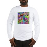 Computer Art Long Sleeve T-Shirt