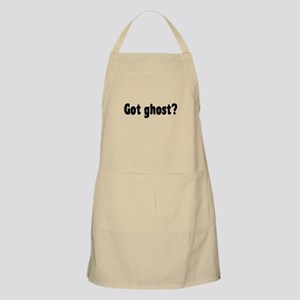 Got Ghost? Apron