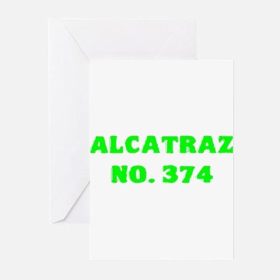 Alcatraz No. 374 Greeting Cards (Pk of 20)